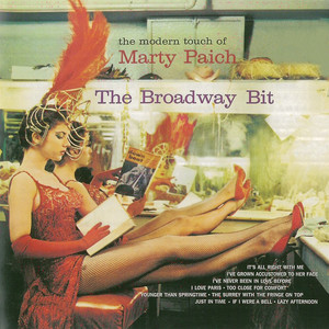 Marty Paich Younger Than Springtime / The Surrey with the Fringe on Top - Remastered cover
