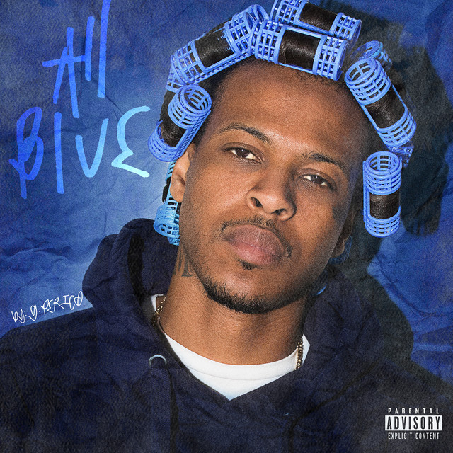 G Perico All Blue album cover