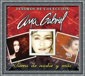 Ana Gabriel Amándote cover