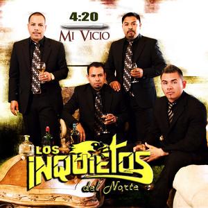 4:20 Mi Vicio Albumcover