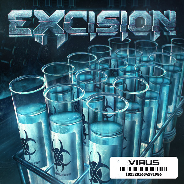 Album cover for Virus by Excision