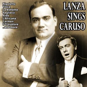 Lanza Sings Caruso album