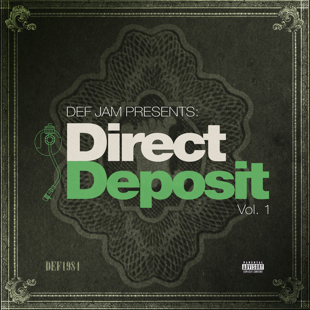 Album cover for Def Jam Presents: Direct Deposit (Vol. 1) by Various Artists