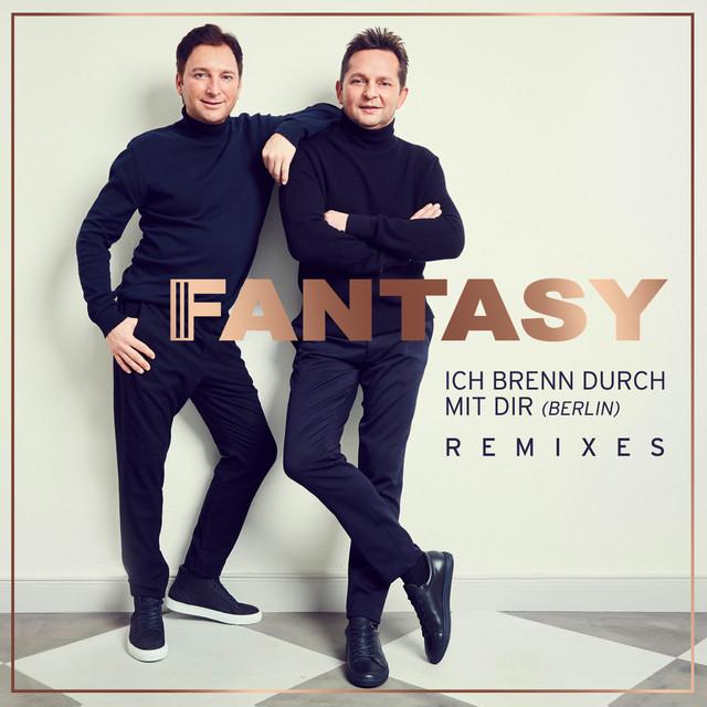 Ich brenn durch mit dir (Berlin) [Remixes]