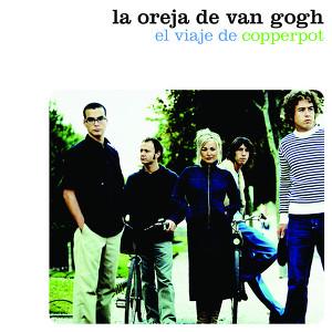El Viaje De Copperpot Albumcover
