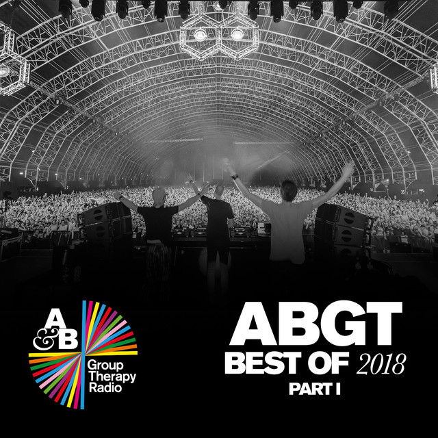 Album cover for Group Therapy Best of 2018 pt. 1 by Above & Beyond