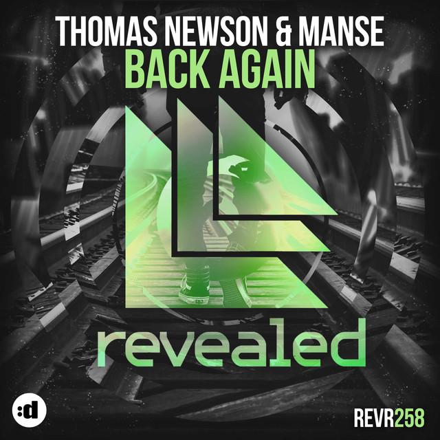 Thomas Newson & Manse - Back Again