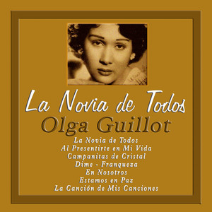 La Novia de Todos - Olga Guillot album