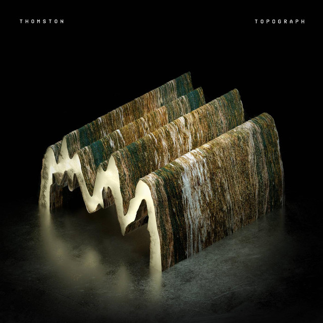 Album cover for Topograph by Thomston