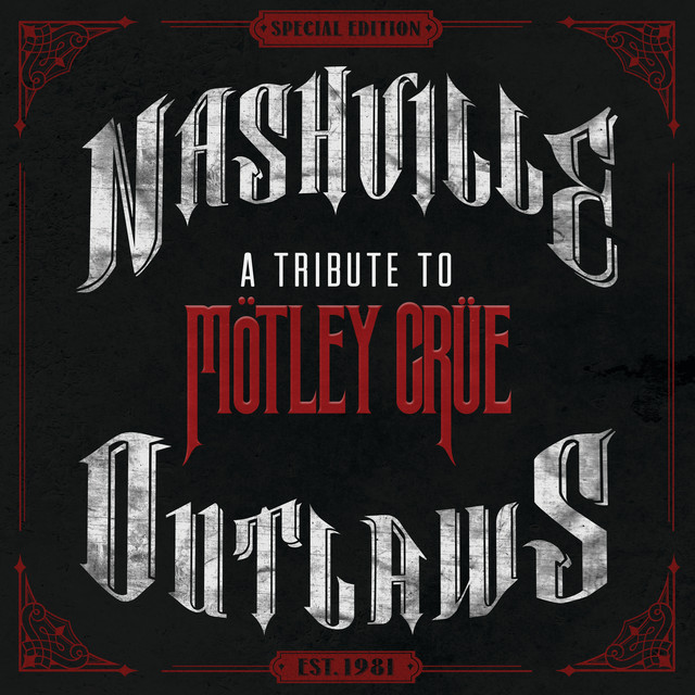 Various Artists Nashville Outlaws - A Tribute To Motley Crue album cover