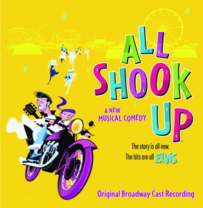 Cheyenne Jackson, Nikki M. James, All Shook Up Ensemble, Curtis Holbrook If I Can Dream cover