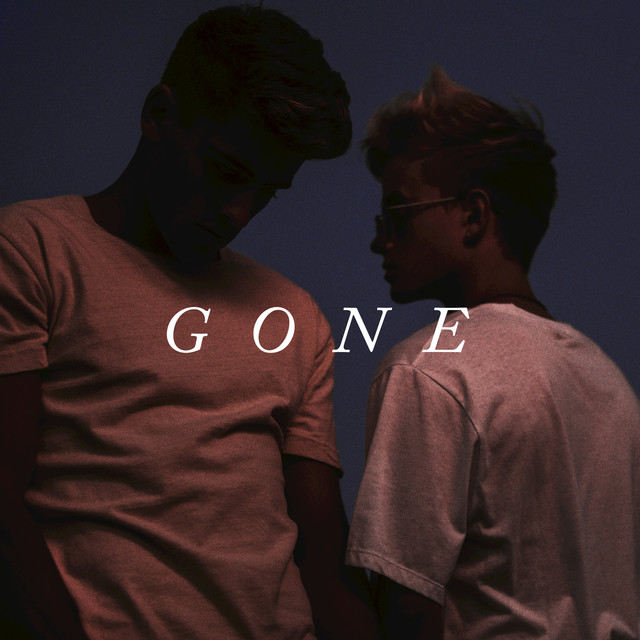Album cover for GONE by Jack & Jack