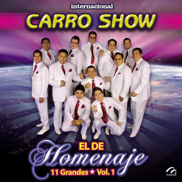 "El de ""Homenaje"" 12 Grandes Vol.1"
