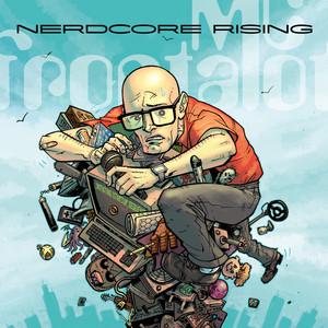 Nerdcore Rising Albumcover