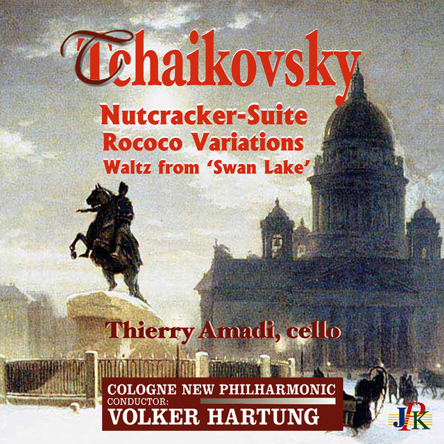 Tchaikovsky: Nutcracker Suite, Rococo Variations & Waltz from Swan Lake