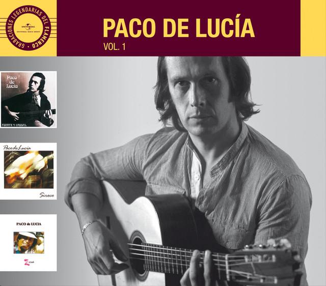 Paco de Lucía, a playlist by mosriera on Spotify