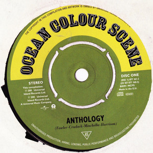 Anthology (Disc One) Albümü