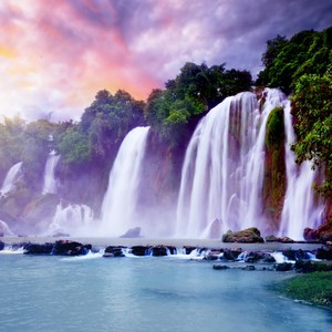 Waterfall White Noise Sleep Sounds for All (Baby, Toddlers, Kids, Adults, Teens, Girls, Boys, Newborn Babies, and Childr