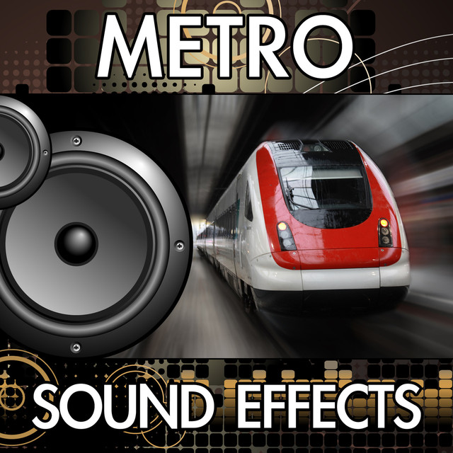 Metro Subway Train Passing By (Version 2) [Sound Effect], a