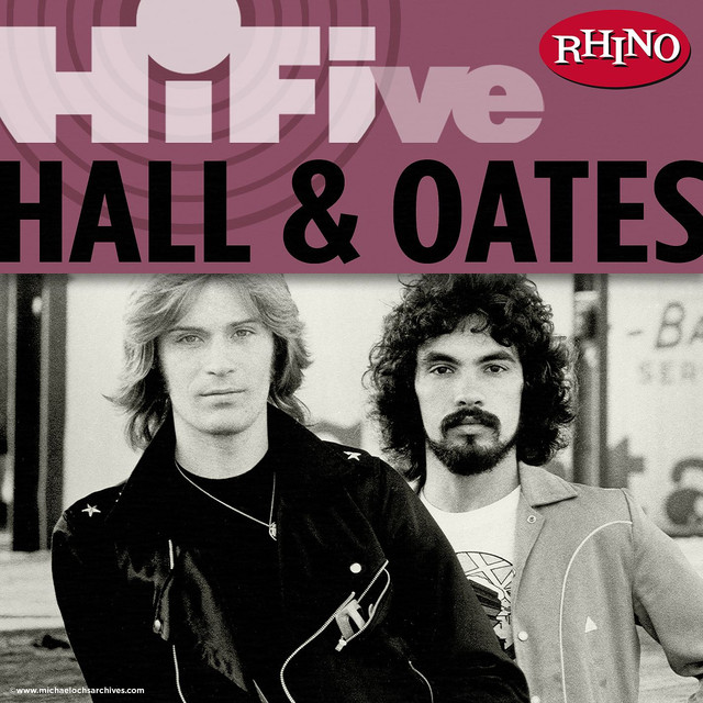 Rhino Hi-Five: Hall & Oates