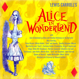 Lewis Carroll's Alice in Wonderland album