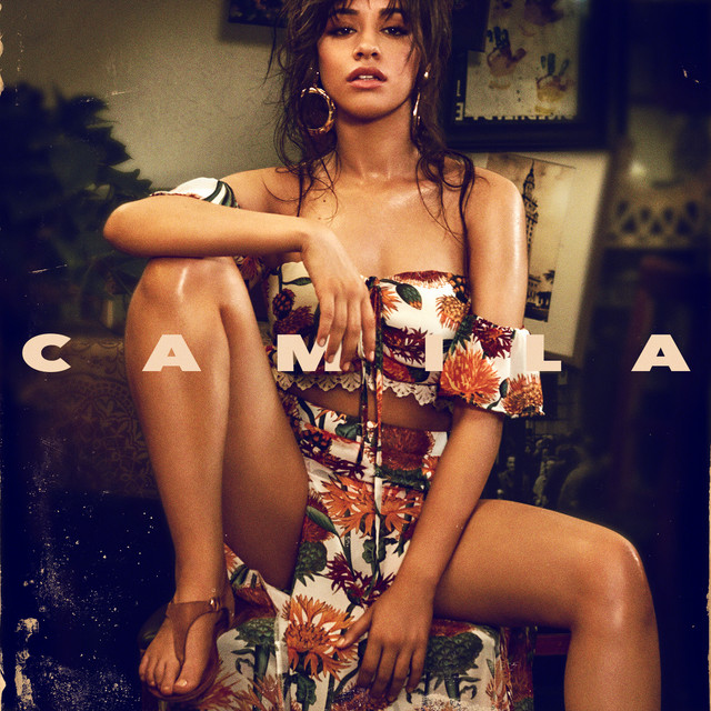 Album cover for Camila by Camila Cabello
