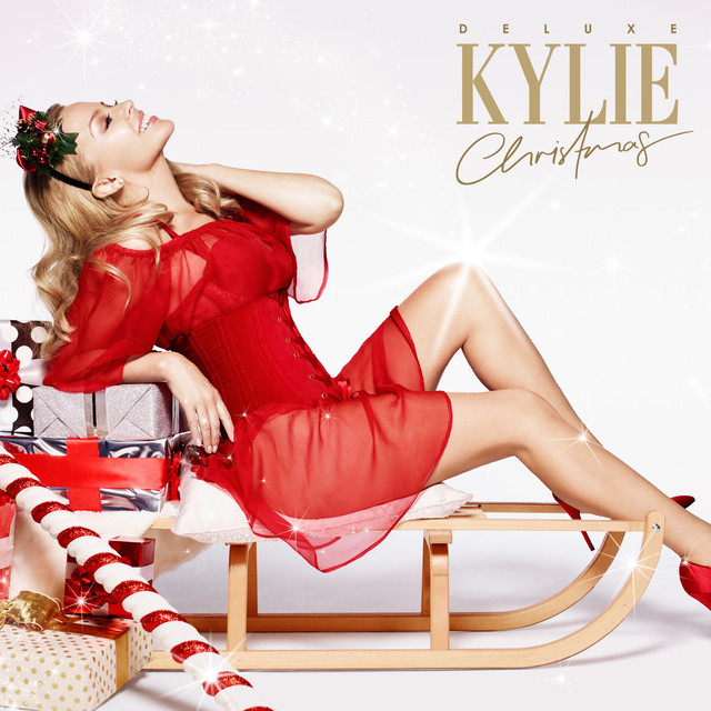 Kylie Christmas (Deluxe) Albumcover