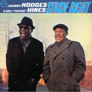Johnny Hodges, Earl Hines C Jam Blues cover