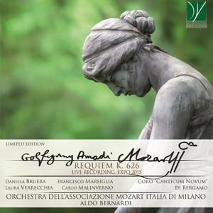 Mozart: Requiem, K. 626 (Live Recording Expo 2015) Albümü