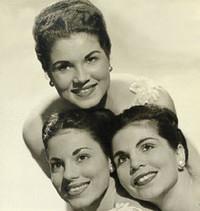The McGuire Sisters Volare (Nel Blu, Dipinto di Blue) cover