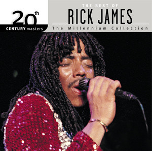 Rick James, Smokey Robinson Ebony Eyes cover