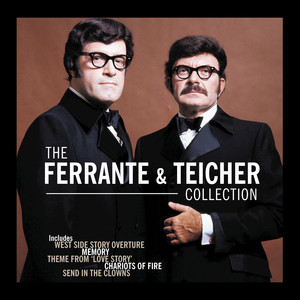 Ferrante and Teicher Ol' Man River cover