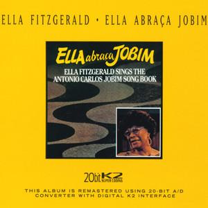 Ella Abraca Jobim - The Antonio Carlos Jobim Songbook Albumcover