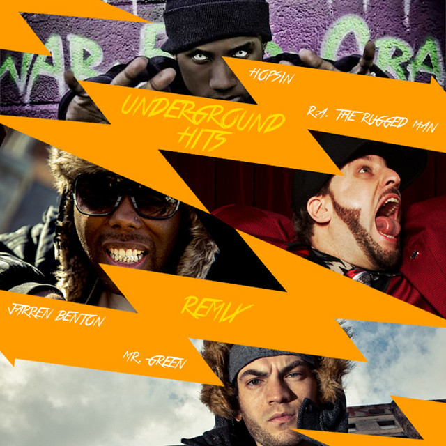 R.A. The Rugged Man feat. Hopsin, Jarren Benton