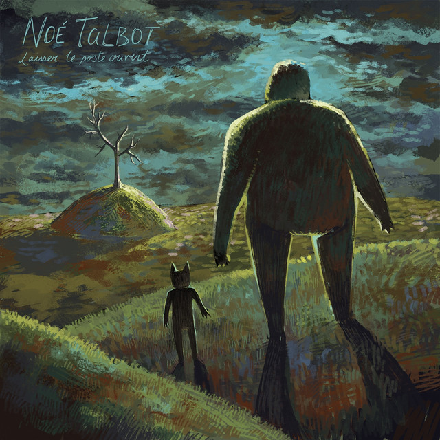 La Peur Sestompe A Song By Noé Talbot On Spotify