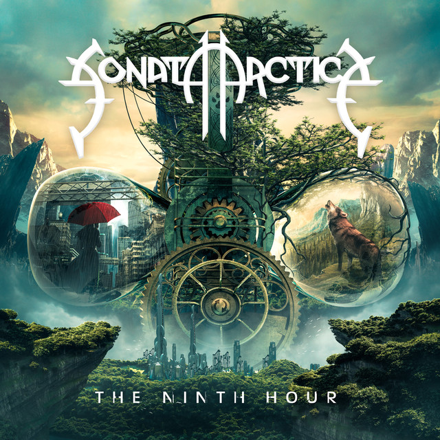 Album cover for The Ninth Hour by Sonata Arctica