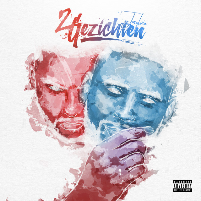 Album cover for 2 Gezichten by Josylvio