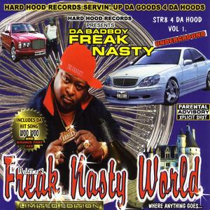 Freak Nasty World album