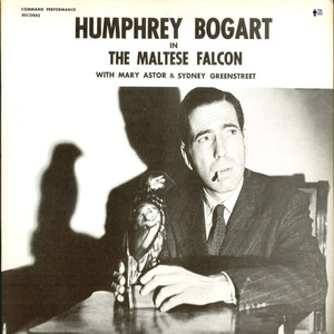 Humphrey Bogart in the Maltese Falcon and the Front Page Audiobook