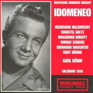 Wolfgang Amadeus Mozart: Idomeneo Albumcover