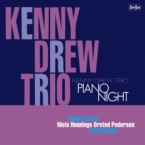 Kenny Drew Trio Yesterdays cover
