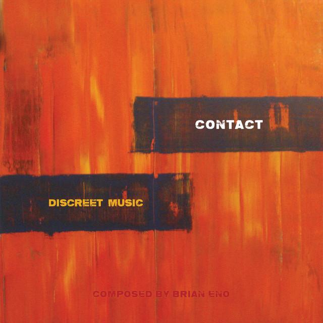 Eno: Discreet Music Albumcover