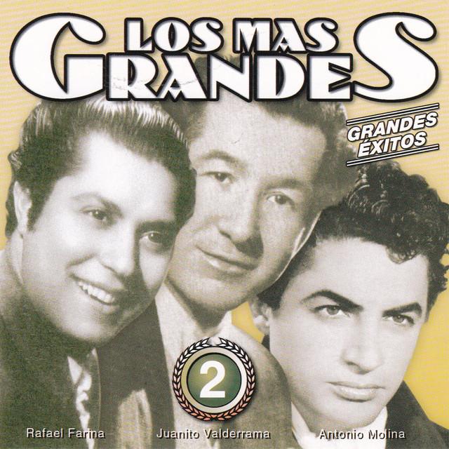 Los Mas Grandes Vol. 2