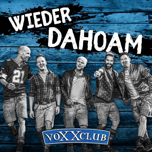 Album cover for Wieder Dahoam by voXXclub