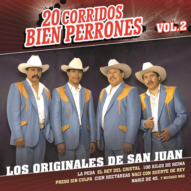 20 Corridos Bien Perrones (Vol.2)