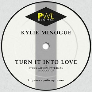 Kylie Minogue Turn It into Love - Backing Track cover