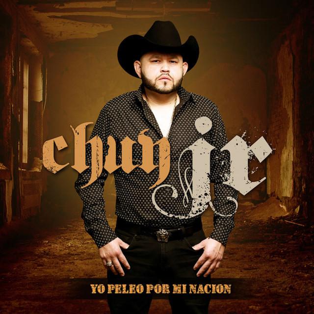 Album cover for Yo Peleo Por Mi Nacion by Chuy Jr