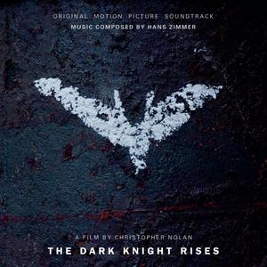 The Dark Knight Rises Albumcover