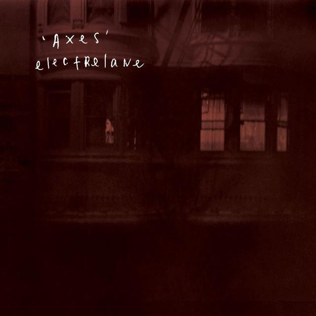 Album cover for Axes by Electrelane