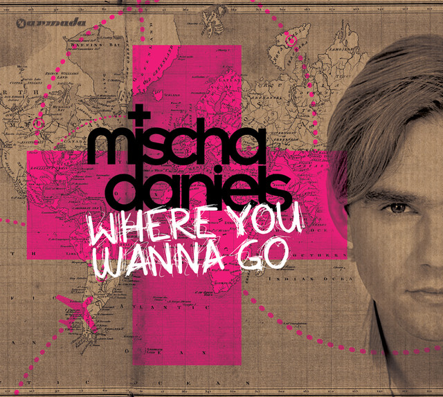 Mischa Daniëls Where You Wanna Go album cover